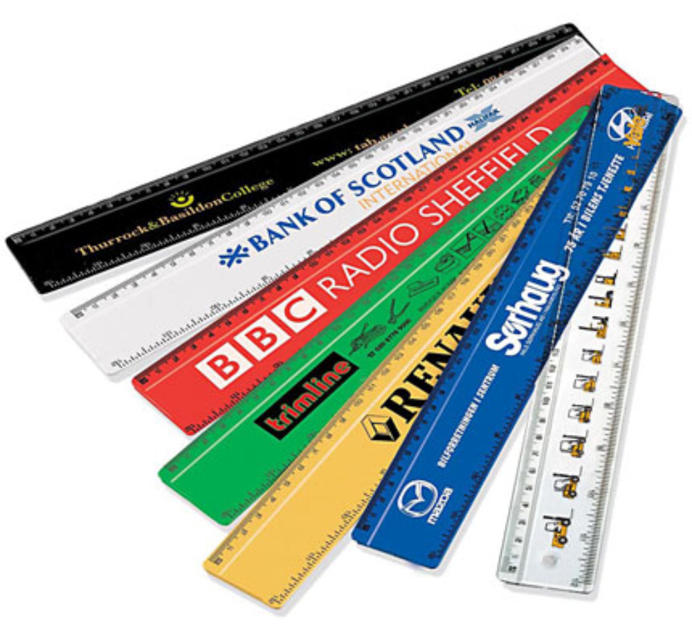 Personalised Rulers