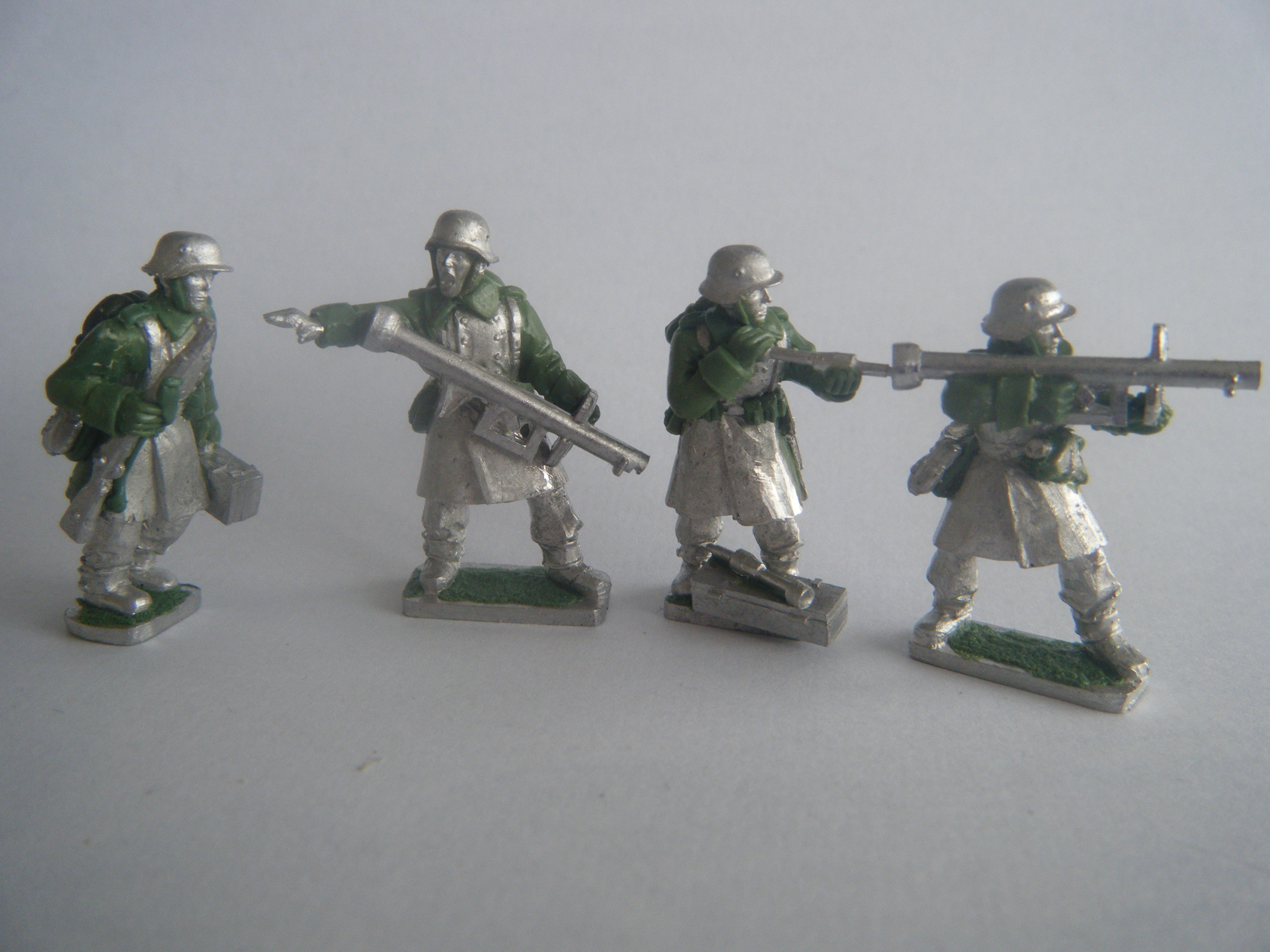 Volksgrenadiers Special and Support Preorder