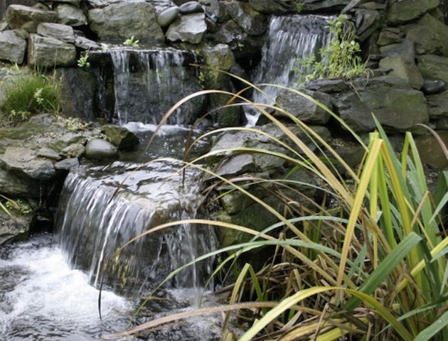 Garden water features Dalbeattie by Creative Gardens