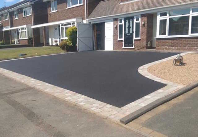 New driveways Wolverhampton