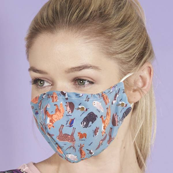 WOODLAND Eco Chic Reusable Face Cover