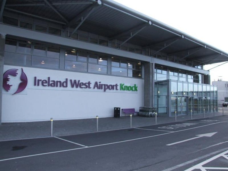 Ireland West Airport/EIKN/NOC to close for 4 weeks