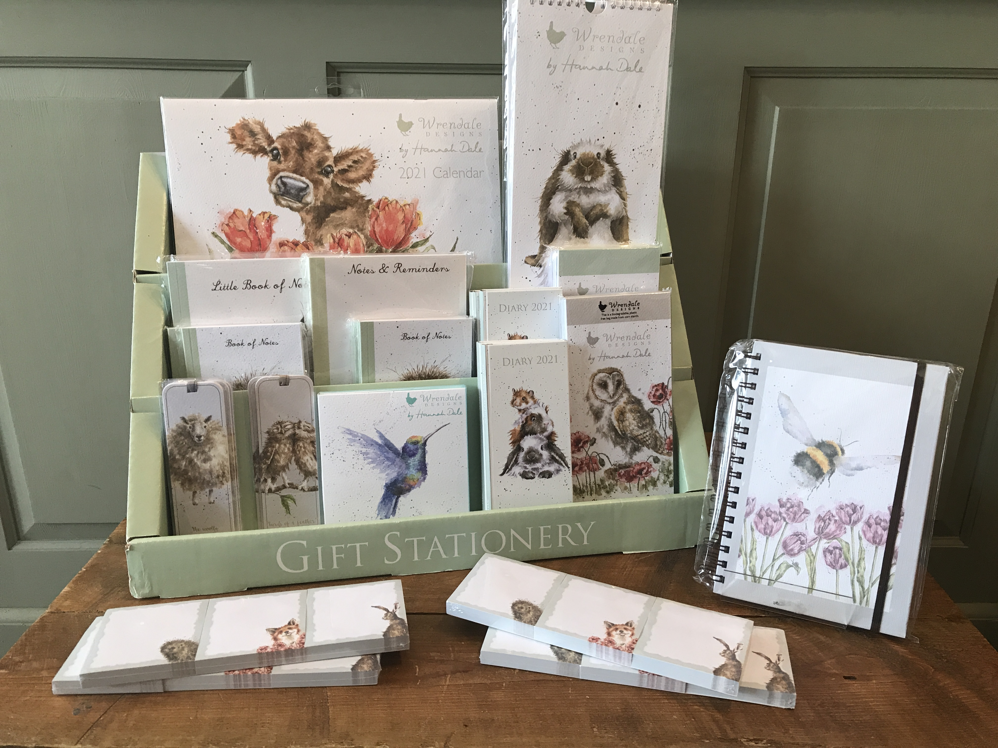 Wrendale Stationery