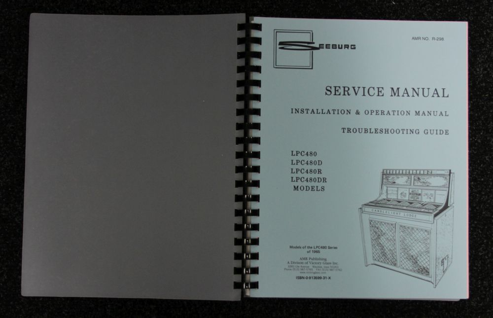 Seeburg - Service Manual - LPC Models