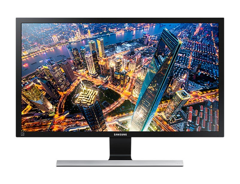 "Samsung UE590 28"" 4K Ultra HD Gaming LED Monitor"