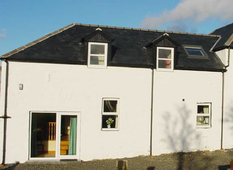 The Lodge Cottage at Glenquicken offers comfortable self-catering holiday accommodation in the heart of Galloway, south west Scotland