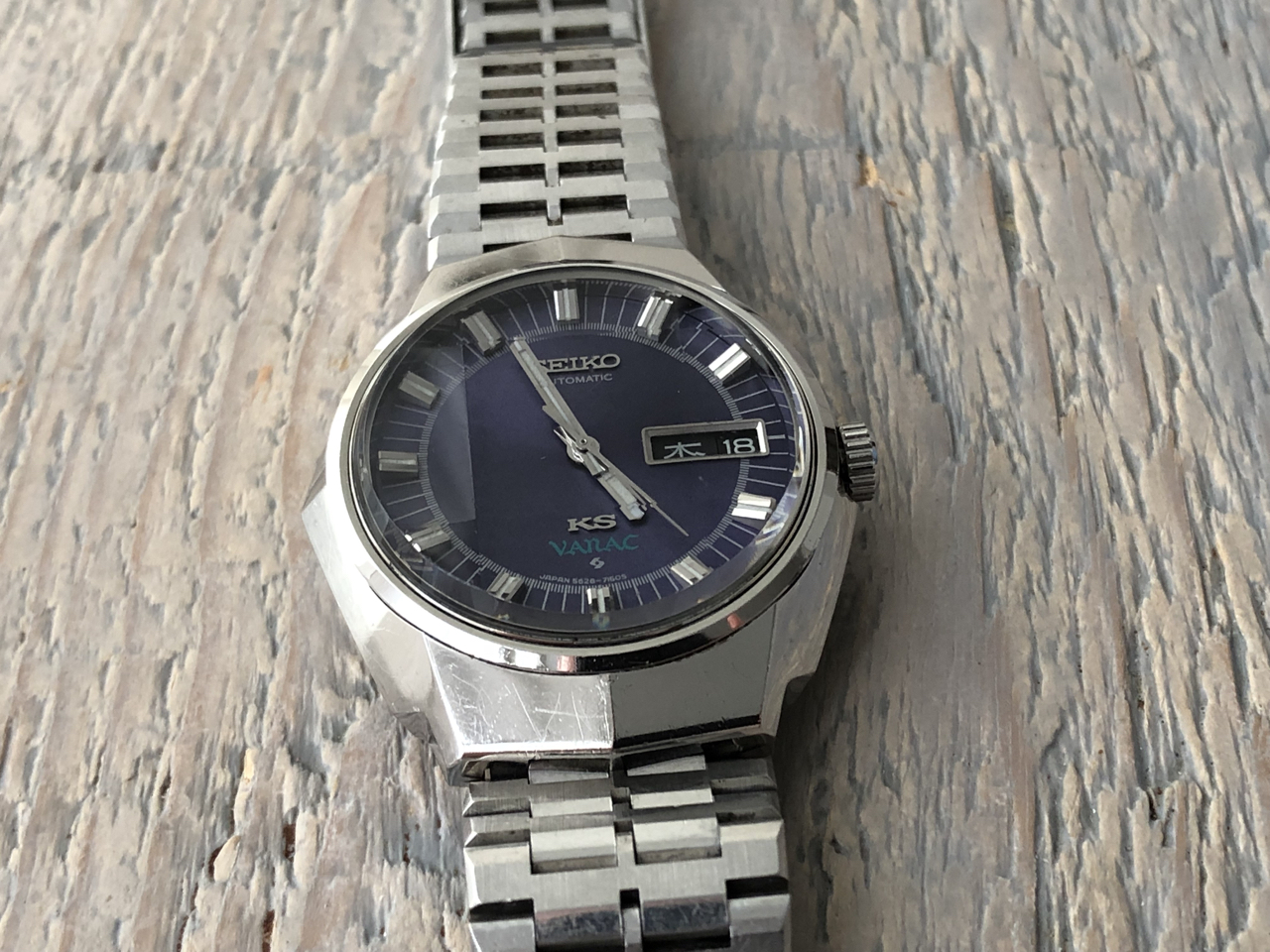 King Seiko Vanac 5626-7150 (Sold)