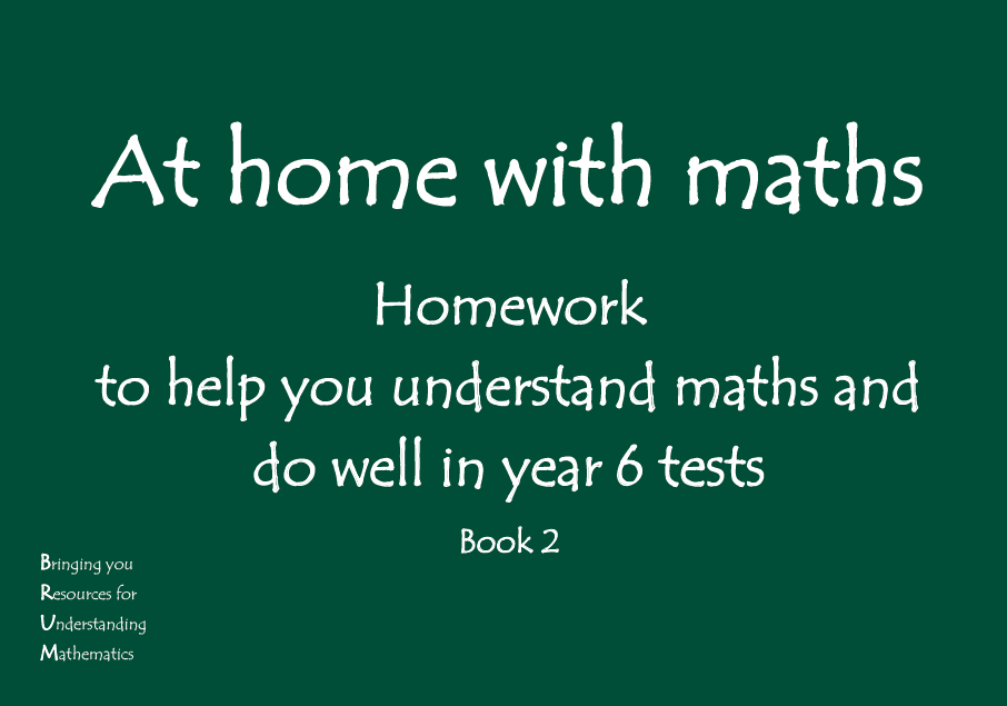 At home with maths book 2