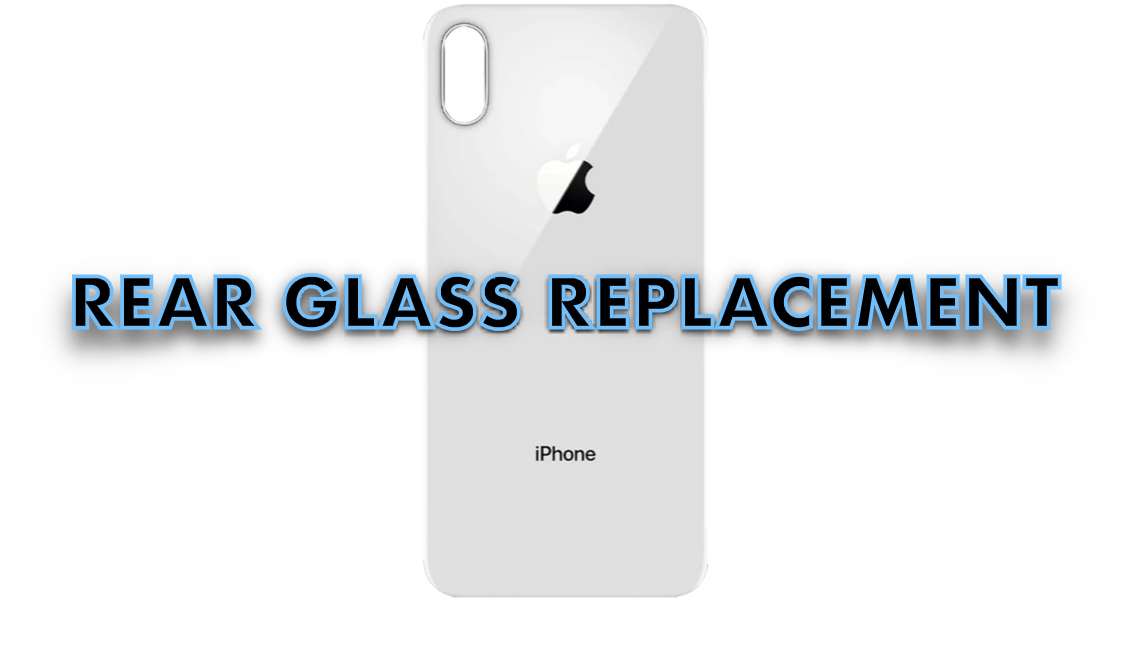 iPhone X Rear Glass Repair