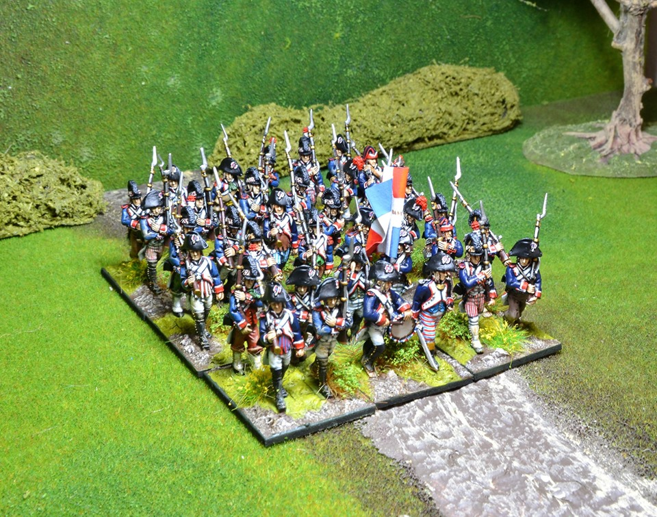 French Levee en masse or army of Italy Starter Force