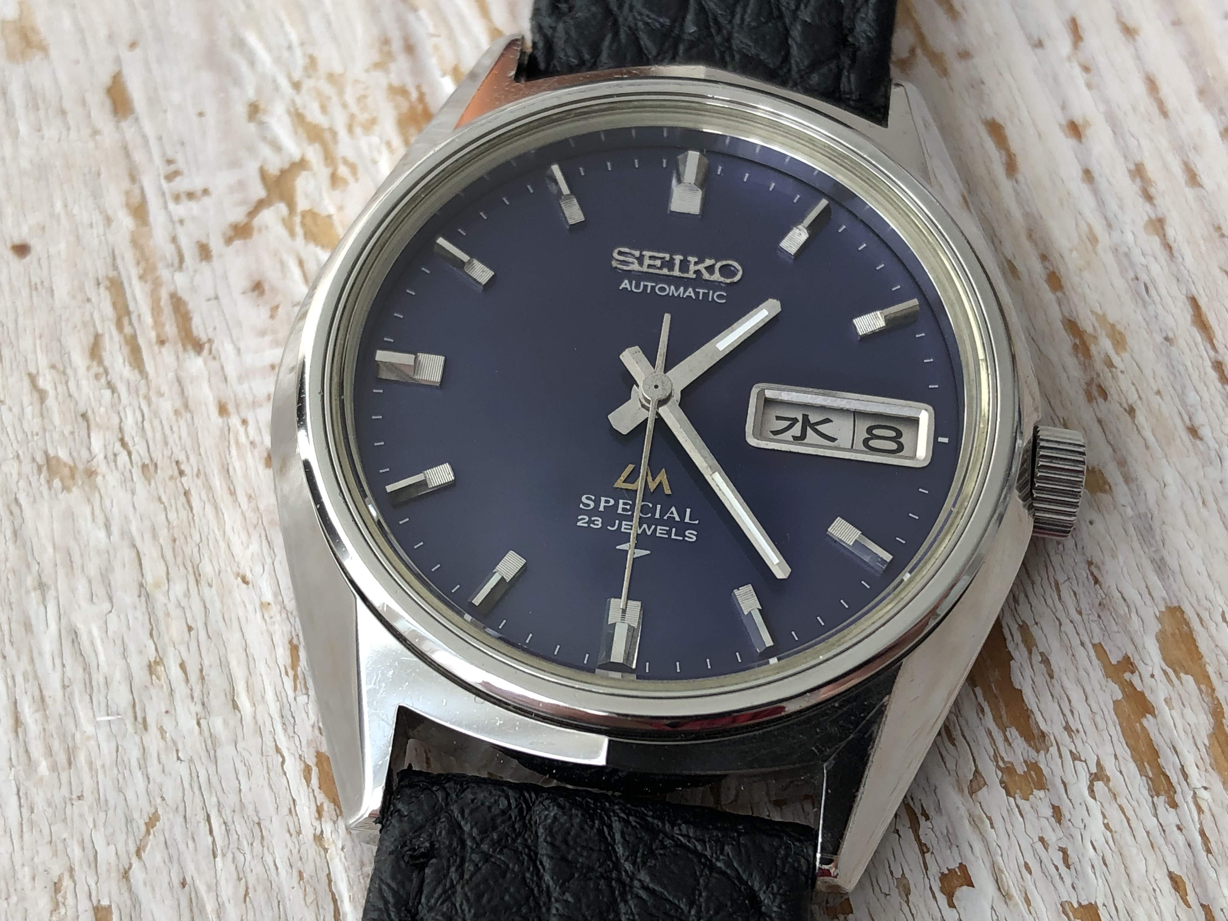 Seiko Lord-Matic Special 5216-7080 (Sold)