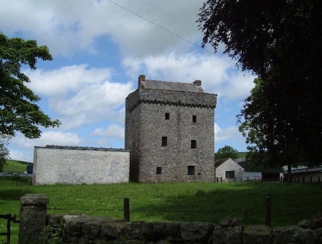 Drumcoltran Tower, Dalbeattie, Dumfries and Galloway