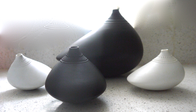 Rosenthal Pollo Collection including Limited Edition 'Black Hen' Commissioned in 2012