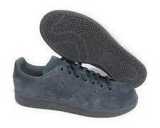 Adidas Stan Smith SUEDE Onix Grey-Onix