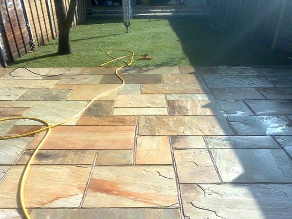 New patio Bedfont