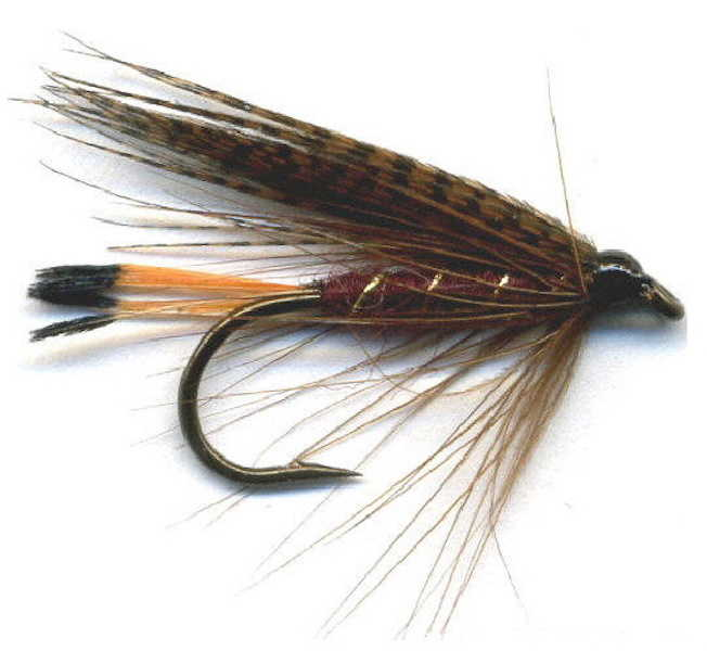 Fly Fishing at Glenquicken Troutmasters Fishery where you can even buy flies tied by the owners