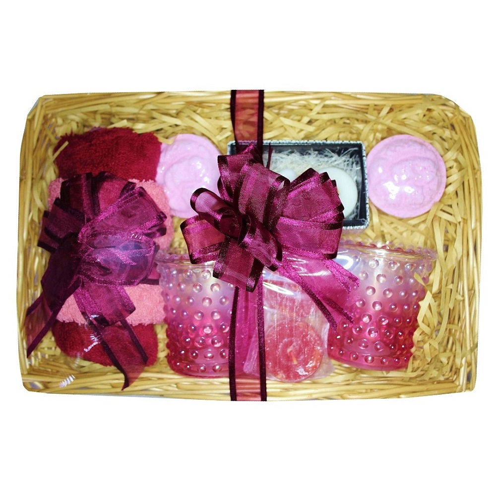 Bath Time - Pamper Time, Gift Basket