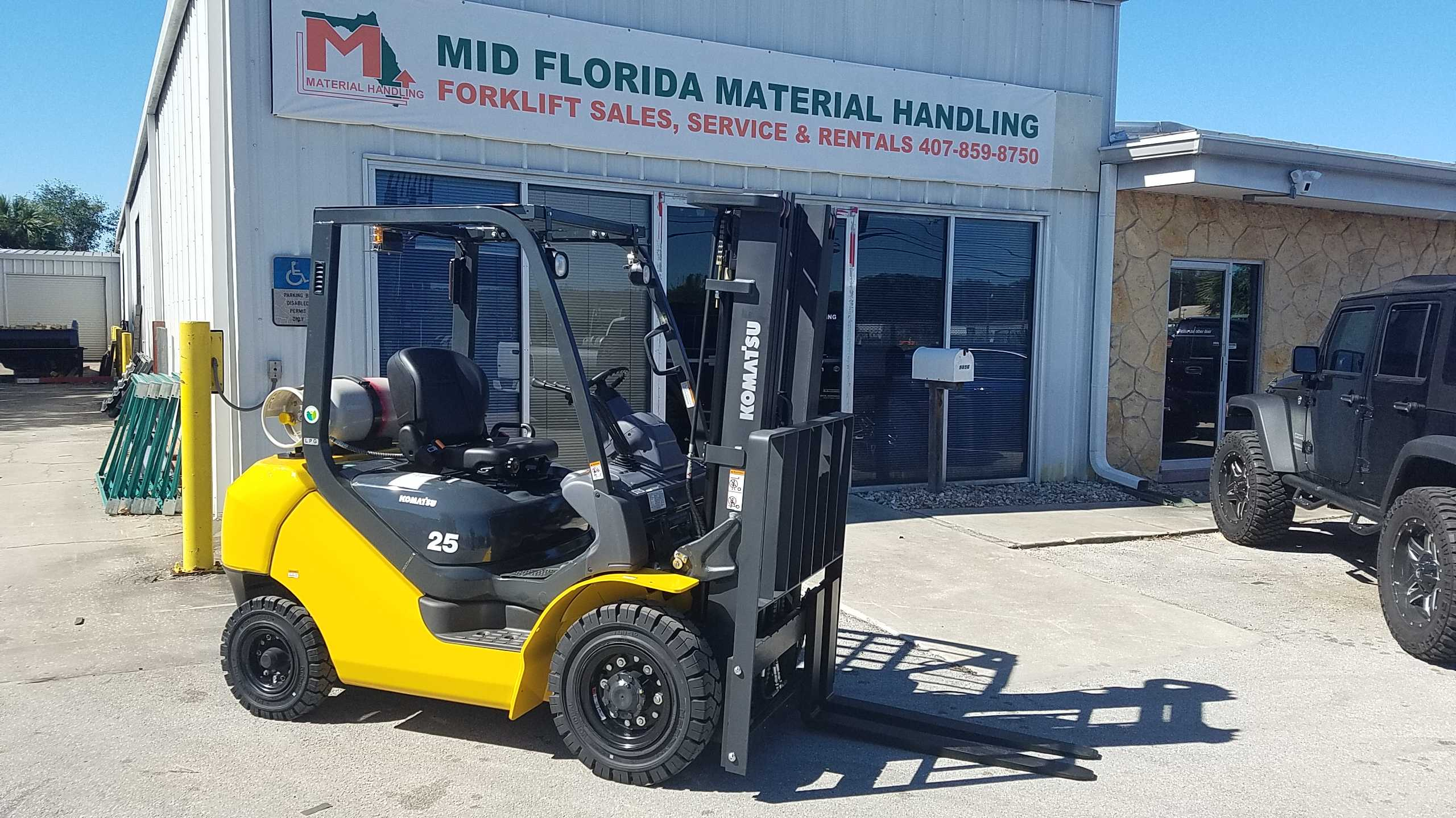 Orlando Forklift Parts | Material Handling - (New & Used) in