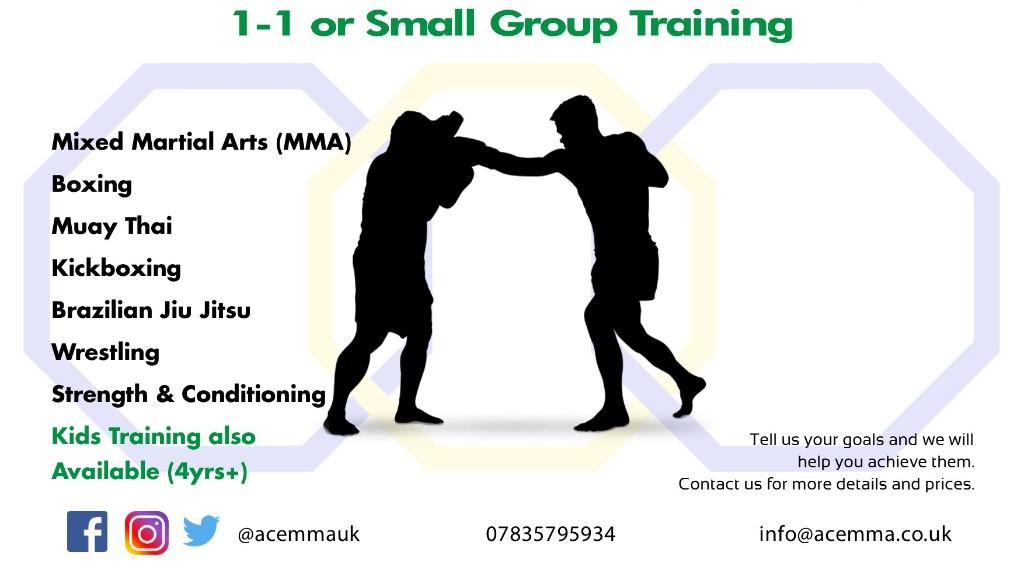ACE MMA South Shields