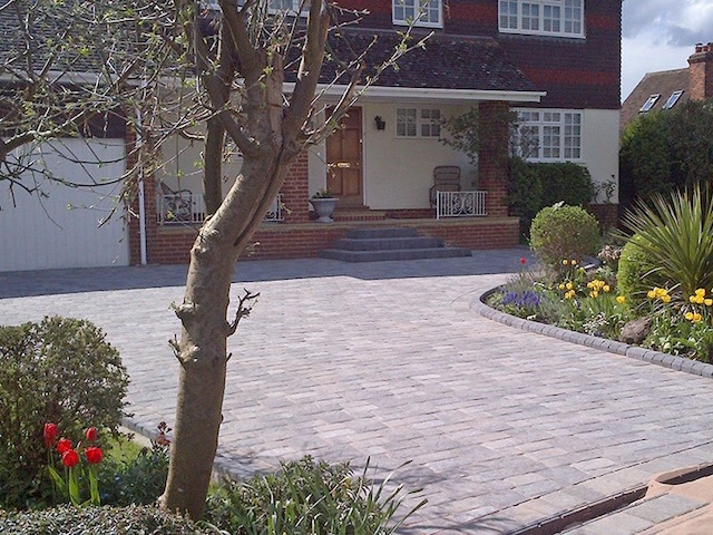 Block paving companies Datchet