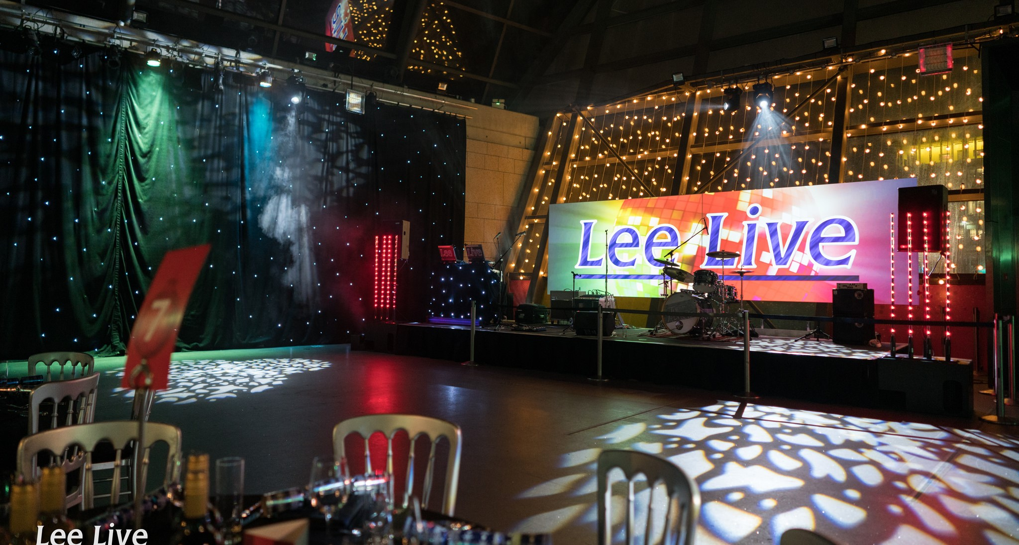 In-house System for Christmas Party