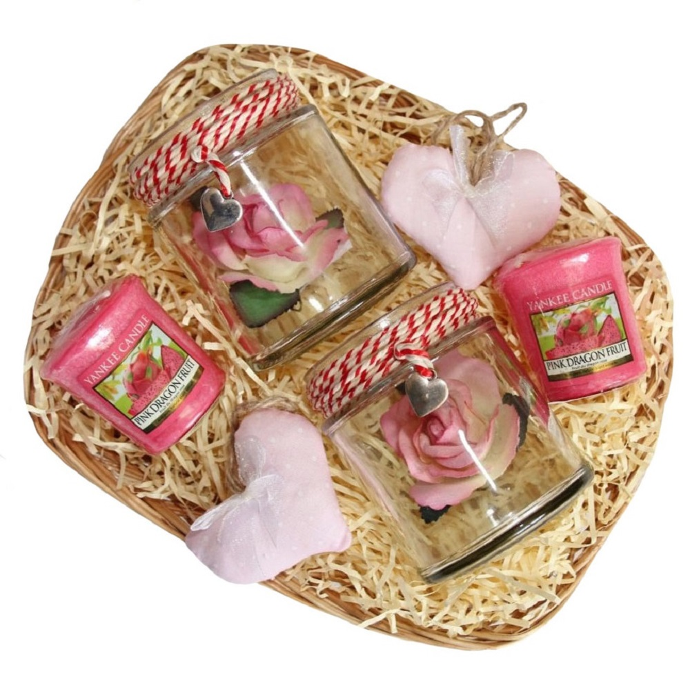 Sweet Occasions, Gift Basket - Pink