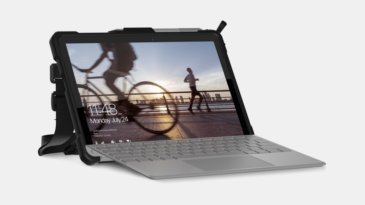 Microsoft Surface Go 2 - 8/128 - Complete Bundle configured for your school