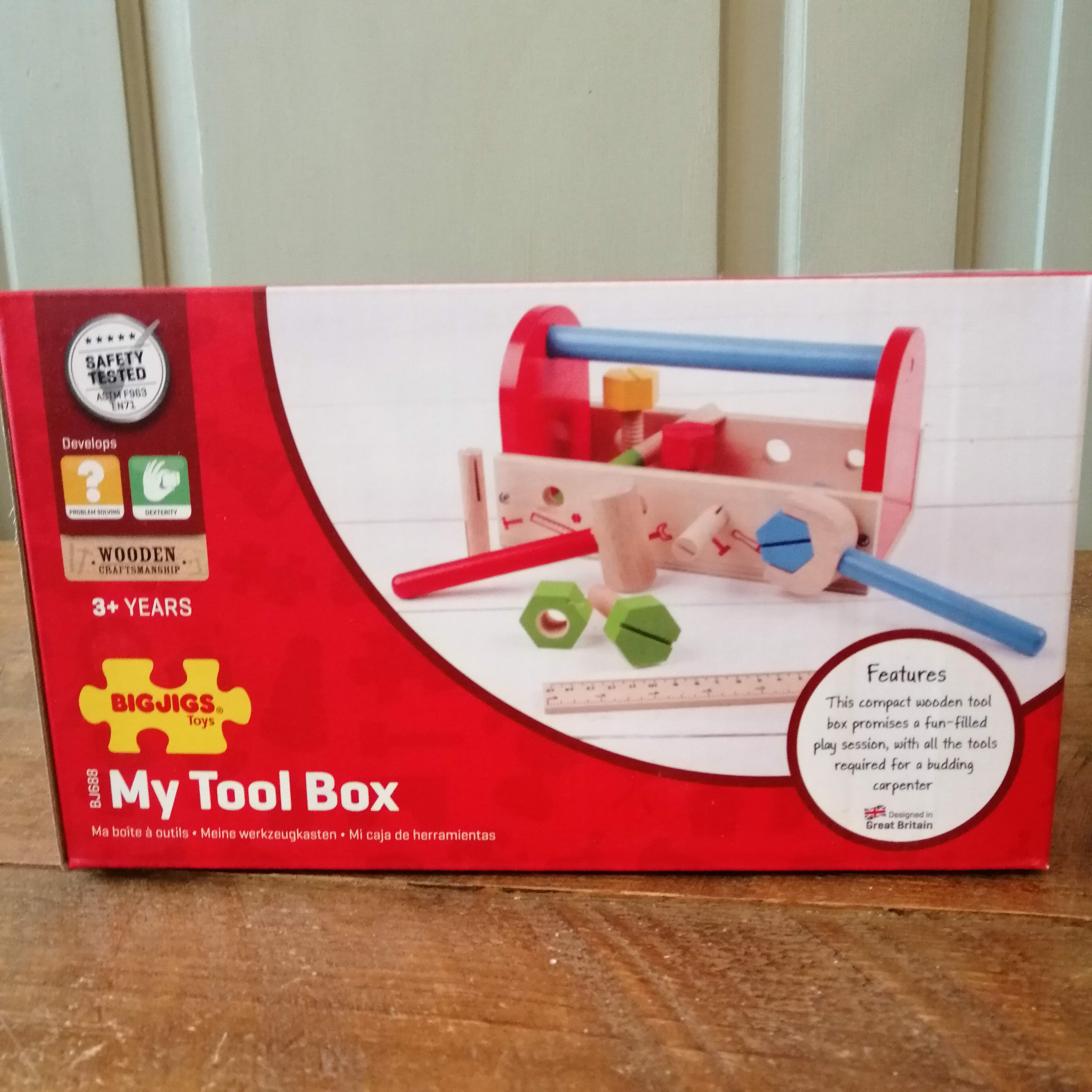 Bigjigs Wooden Toys 18 months +