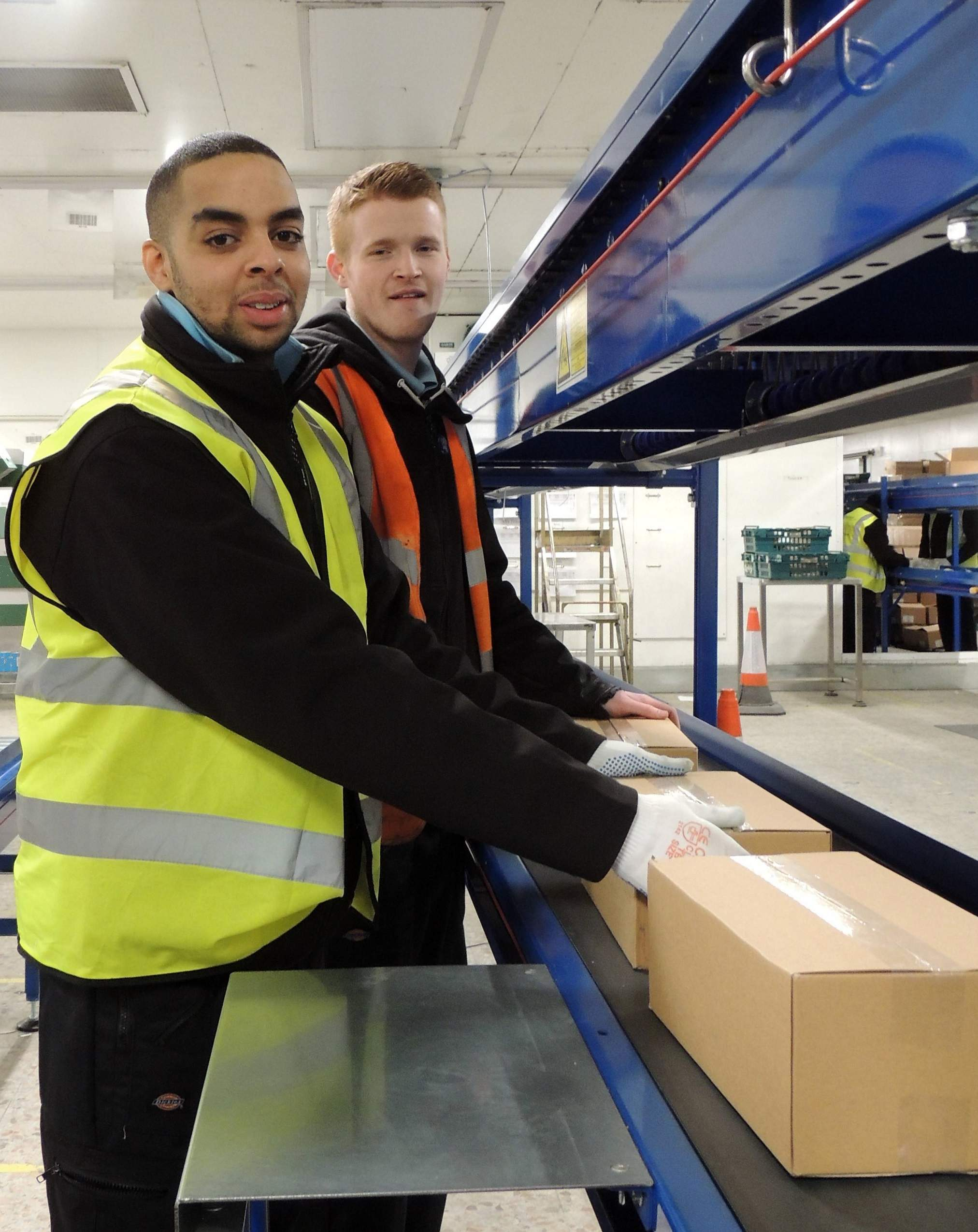 Oakland International adds strength to its contract packing services with £200k investment.