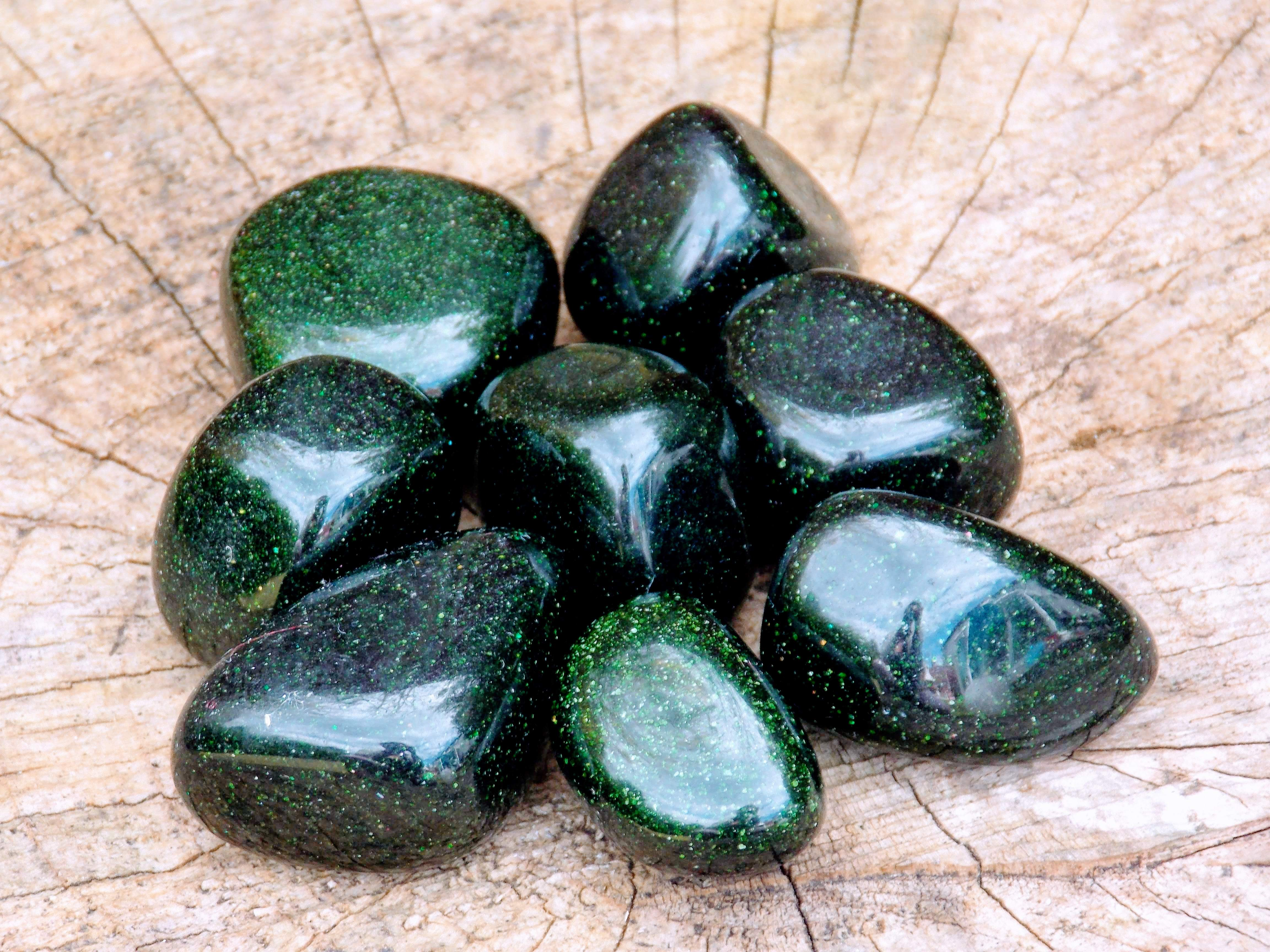 Green Goldstone
