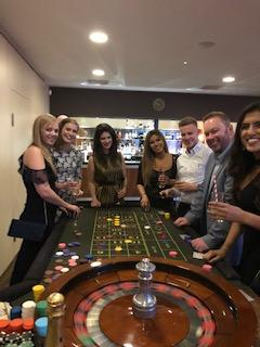 40th Birthday Fun Casino Table Hire