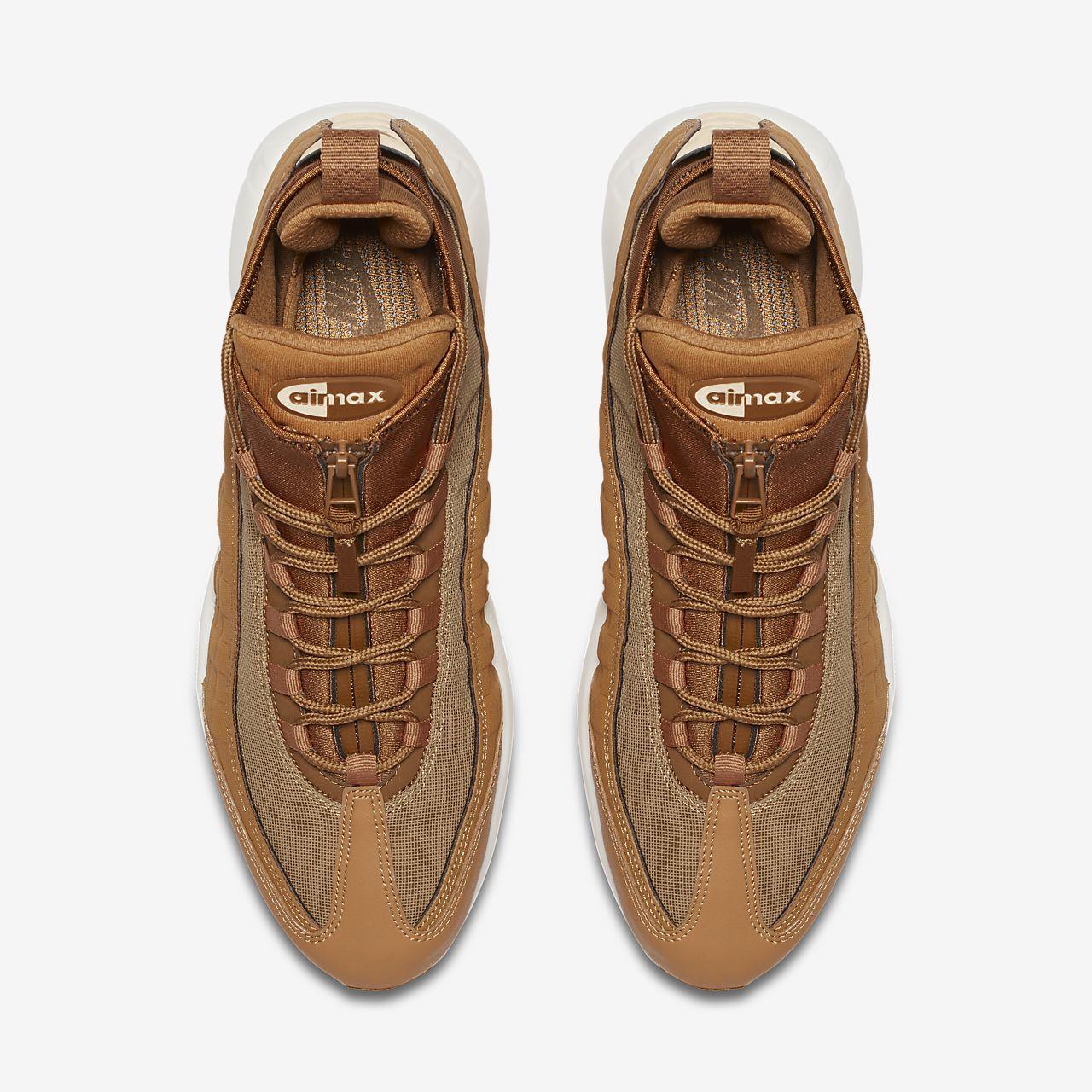 FREE SHIPPING UK 7 Nike air max 95 sneakerboot, Depop