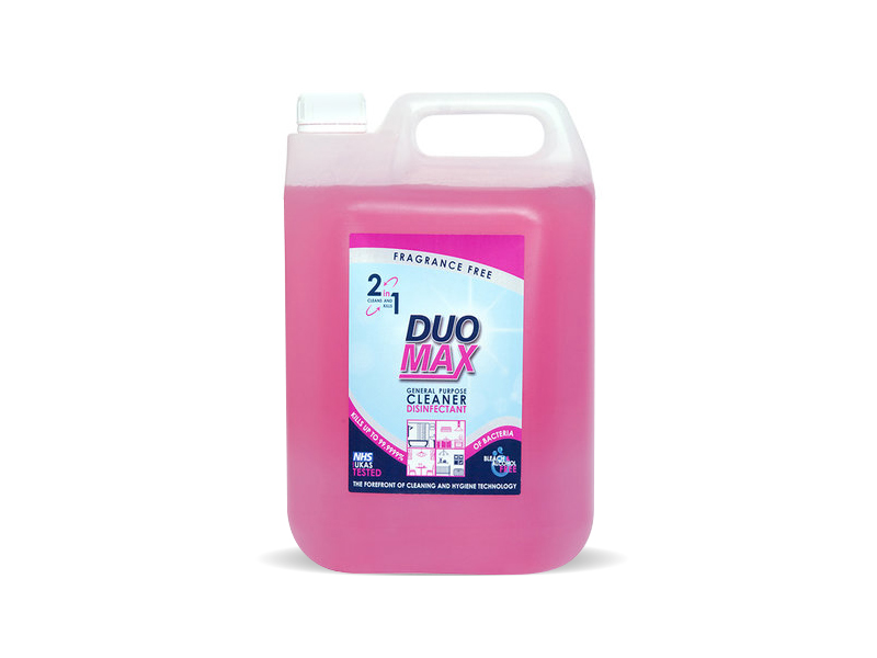 DuoMax Floor Cleaner 5 litre x 2