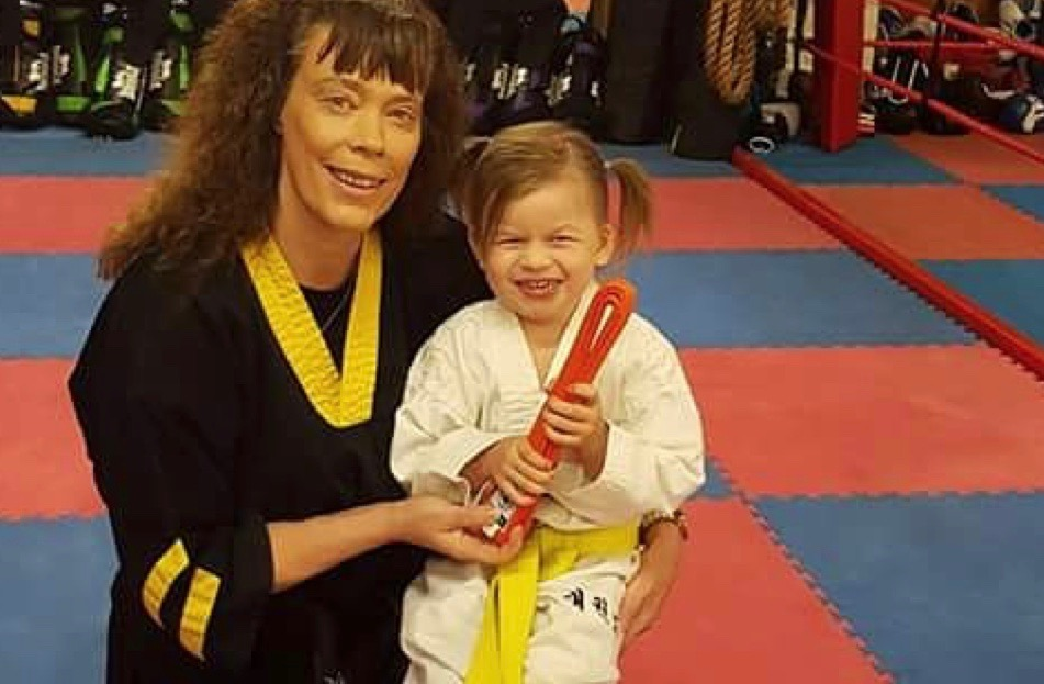 Children's martial arts classes Dumfries