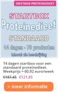 14 dagen startbox proteinedieet standaardjpg