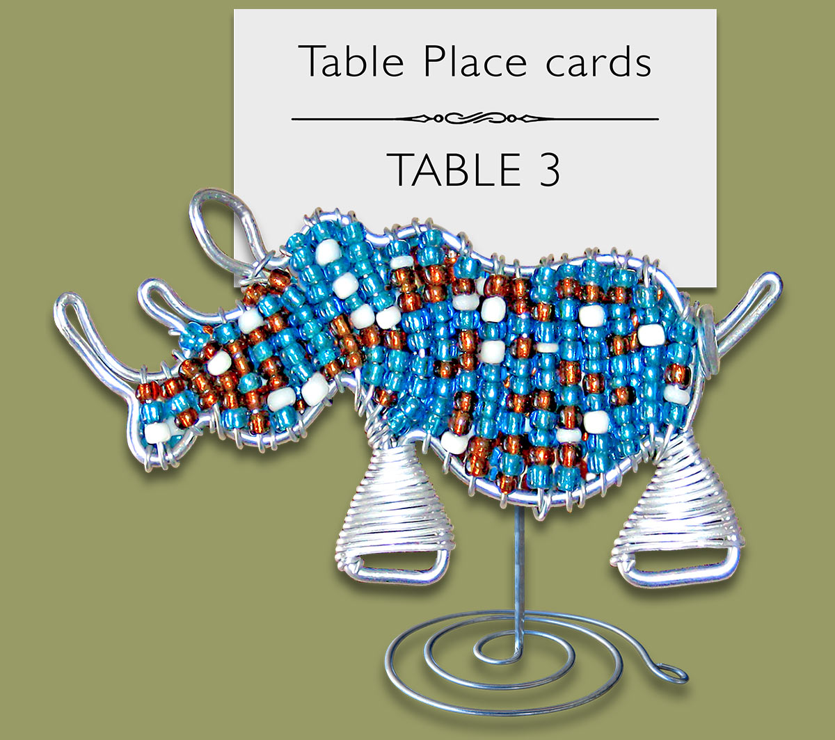 Z1 Table Place Card Holders (Bulk Purchase)