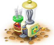 Smoothiemixer / Lvl. 64 / 220.000