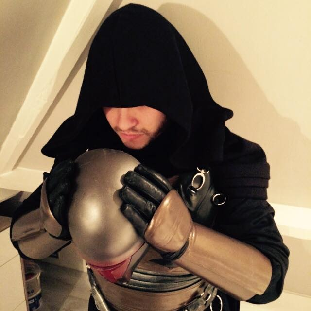 Alan Molina as Darth Revan