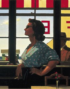 A Date With Fate Jack Vettriano