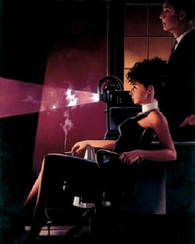 Jack Vettriano - An Imperfect Past
