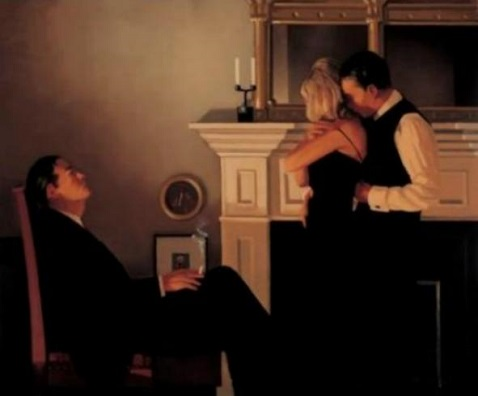 Beautiful Losers II Jack Vettriano Limited Edition Print