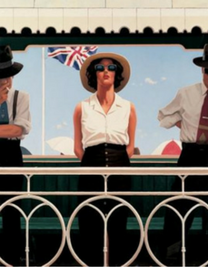 Bird On The Wire Jack Vettriano Limited Edition Artist Proof Print