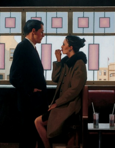 Drifters Jack Vettriano Limited Edition Print