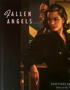 Fallen Angels Signed Book Jack Vettriano