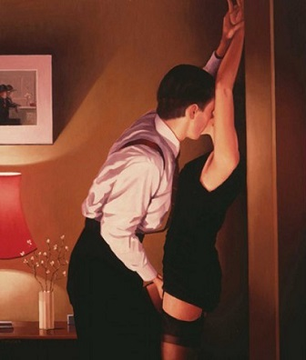 Game On Jack Vettriano Limited Edition Print