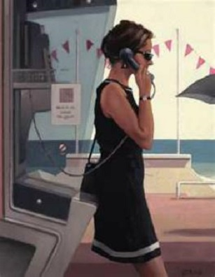 Her Secret Life Jack Vettriano Limited Edition Print