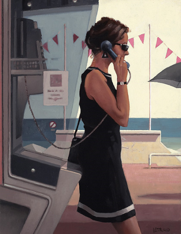 Her Secret Life Jack Vettriano Artist Proof Limited Edition Print