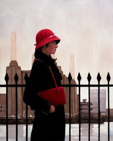 Just Another Day Jack Vettriano
