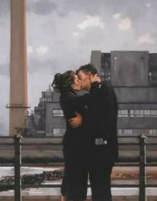 Long Time Gone Jack Vettriano Limited Edition Artist Proof Print