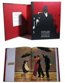 Lovers & Other Strangers Limited Edition Book Jack Vettriano